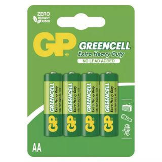Batéria GP GREENCELL AA /4ks