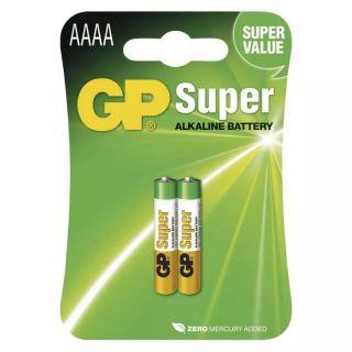 Batéria GP 25A (AAAA, LR61) 1,5 V /2ks