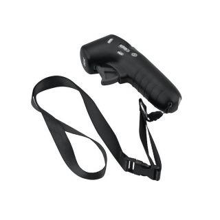 DJI FPV - Silikonová ochrana vysílače + popruh vysílače (Black)