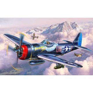 ModelSet letadlo 63984 - P-47 M Thunderbolt (1:72)