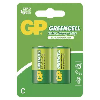 Batéria GP GREENCELL C /2ks