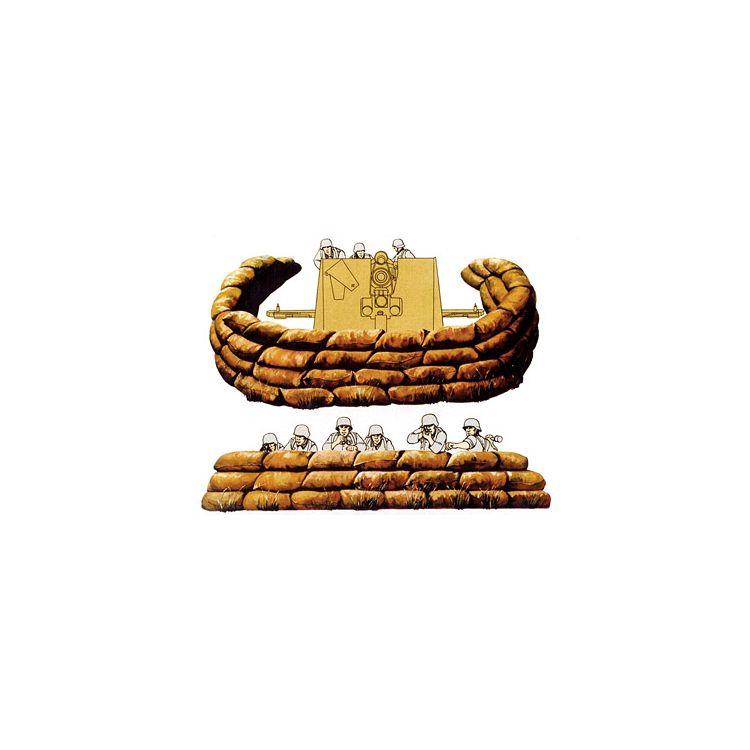 Tamiya Sand Bag Set 1/35 108/35025