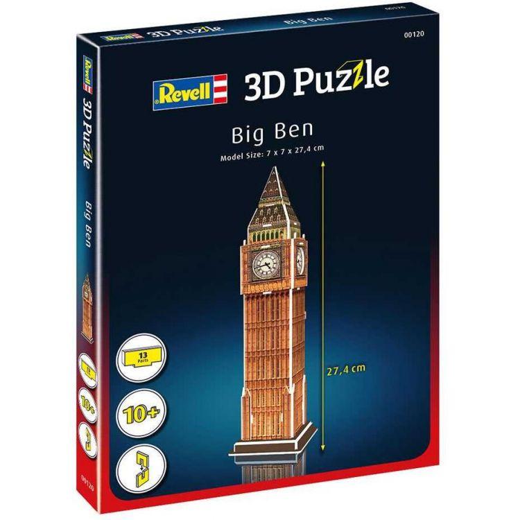 3D Puzzle REVELL 00120 - Big Ben