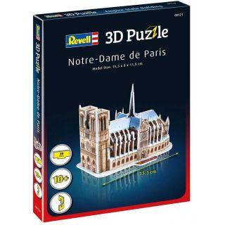 3D Puzzle REVELL 00121 - Notre-Dame de Paris