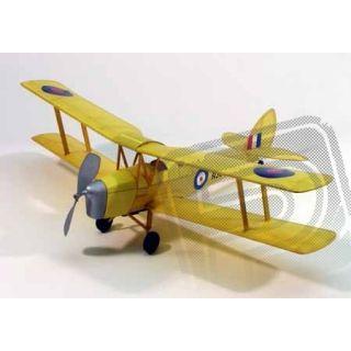 Tiger Moth 445mm laser. vyřezávaný