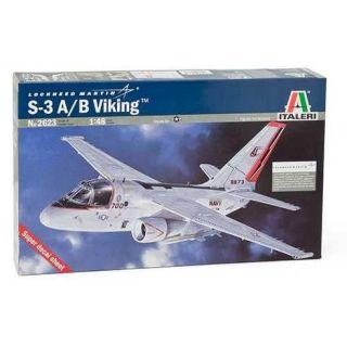 """Model Kit letadlo 2623 - S-A/B """"Viking"""" (1:48)"""