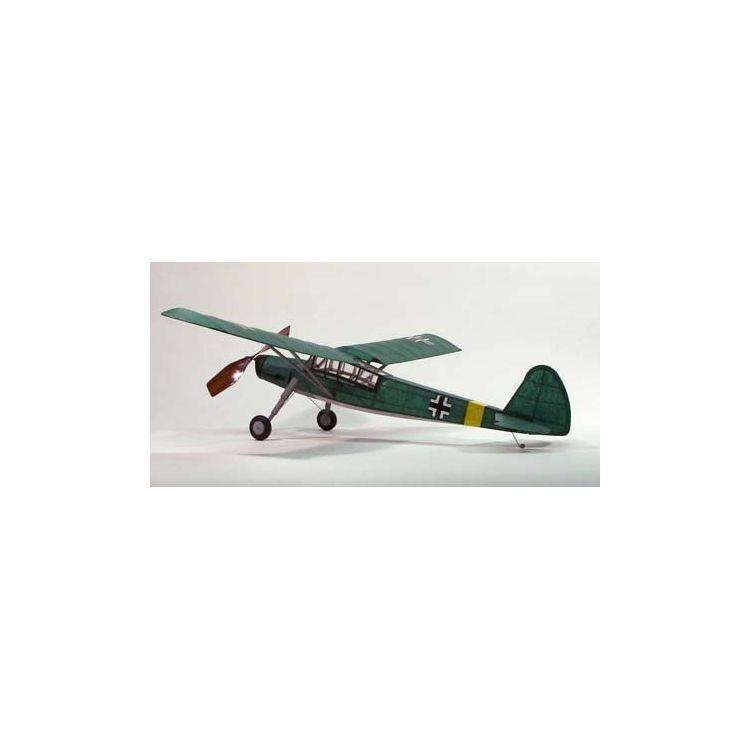 Fieseler 156 Storch 762mm laser. vyřezávaný