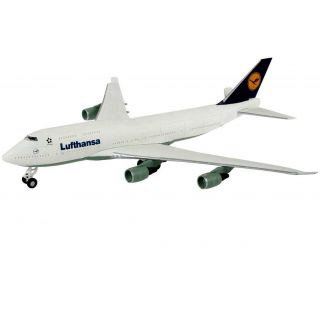 EasyKit letadlo 06641 - Boening 747 Lufthansa (1:288)