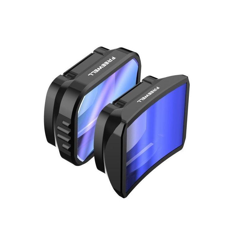 Freewell sada WA a ANM objektivu a ND filtrů pro DJI Osmo Pocket a Pocket 2