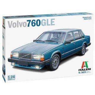 Model Kit auto 3623 - Volvo 760 GLE (1:24)