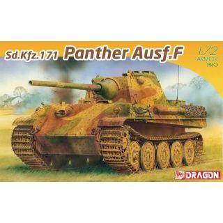 Model Kit tank 7647 - Sd.Kfz.171 Panther Ausf.F (1:72)