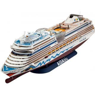 Plastic ModelKit loď 05230 - AIDAblu, sol, mar, stella (1:400)