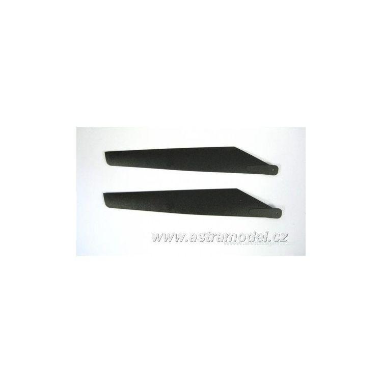 Scorpio 213: Rotorové listy horné