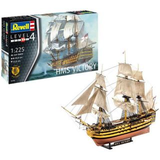 ModelSet loď 65408 - HMS Victory (1:225)