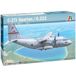 Model Kit letadlo 1450 - C-27A Spartan / G.222 (1:72)