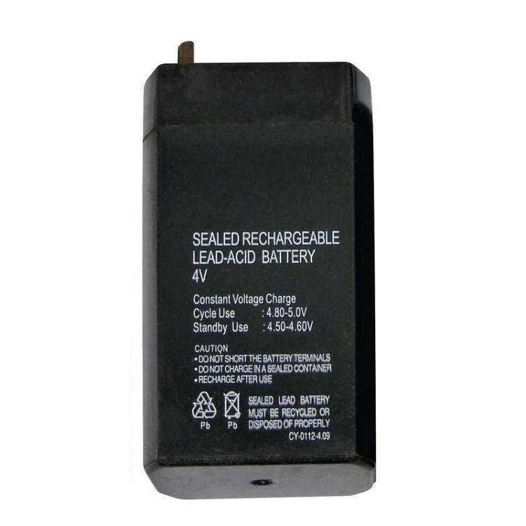 Bezúdržbový olovený akumulátor 4V/0,7Ah, 1 kus