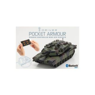 Scale Electric Radio Control M1A2 Abrams Camouflage 69050C