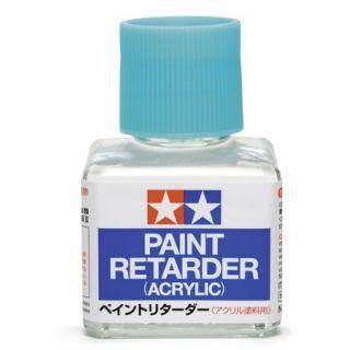 Tamiya Paint Retarder Acrylic spomaľovač schnutia 40ml