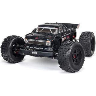 Arrma Outcast 6S BLX 1:8 4WD RTR černá