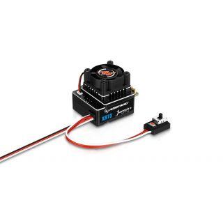 XERUN XR10 JUSTOCK G3 - černý - regulátor