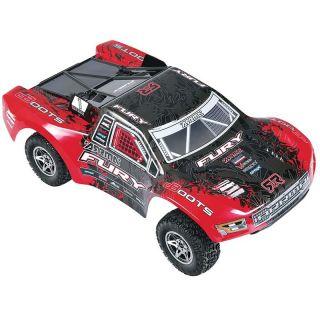 2016 Fury BLX 2WD RTR (červeno-černá)