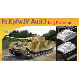 Model Kit tank 7409 - Pz.Kpfw.IV Ausf.J Early Production (1:72)