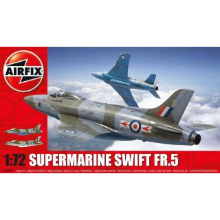 Classic Kit letadlo A04003 - Supermarine Swift F.R. Mk5 (1:72)