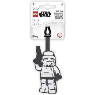 LEGO jmenovka na zavazadlo Star Wars Stormtrooper