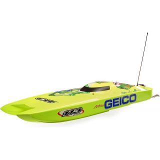 "Proboat Miss GEICO Zelos 36"" RTR"