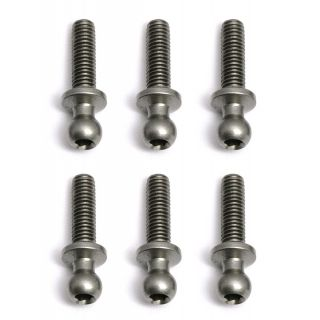 10mm kulové čepy, BULLSTUD, 10 ks.