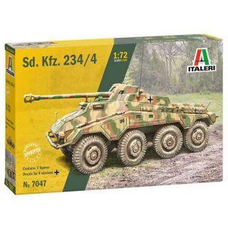 Model Kit military 7047 - Sd. Kfz. 234/4 (1:72)