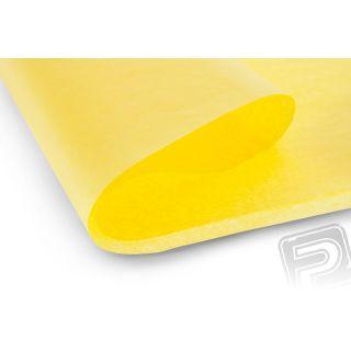 Potahový papír žlutý 50,8x76,2cm