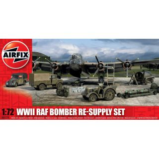 Classic Kit diorama A05330 - Bomber Re-supply Set (1:72)
