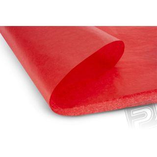 Poťahový papier šarlátovo červený 50,8x76,2cm