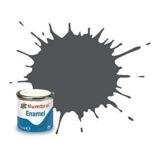 Humbrol barva email AA0117 - No 10 Service Brown - Gloss - 14ml