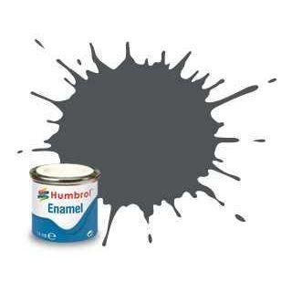 Humbrol barva email AA0117 - No 10 Service Brown - Gloss - 14ml
