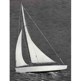 Ace Racing Sloop plachetnica 432mm