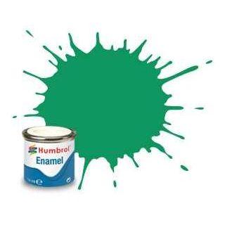 Humbrol barva email AA0549 - No 50 Green Mist - Metallic - 14ml