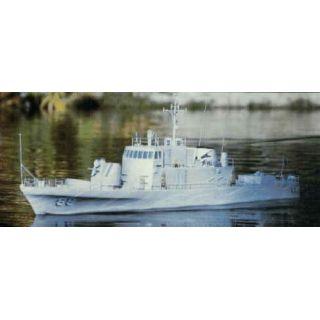 USS Crockett rýchly delový čln 1295mm