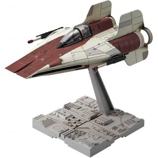 Plastic ModelKit BANDAI SW 01210 - A-wing Starfighter (1:72)