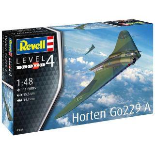 Plastic ModelKit letadlo 03859 - Horten Go229 A-1 (1:48)