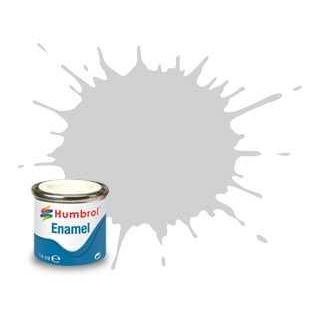 Humbrol barva email AA1599 - No 147 Light Grey - Matt - 14ml
