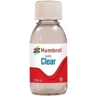 Humbrol Clear - Satin AC7435 - lak 125ml