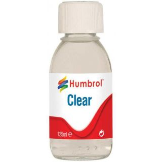 Humbrol Clear AC7431 - lak 125ml