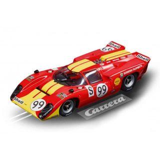 Auto Carrera D124 - 23907 Lola T70 MKIIIb No.99