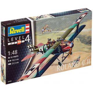 Plastic ModelKit letadlo 03965 - Roland C.II (1:48)