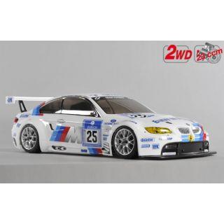 FG Sportsline 2WD BMW M3 ALMS, bílá karoserie (CUP verze)