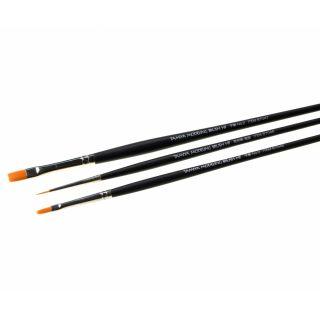 Tamiya Modeling Brush HF Standard Set 3ks