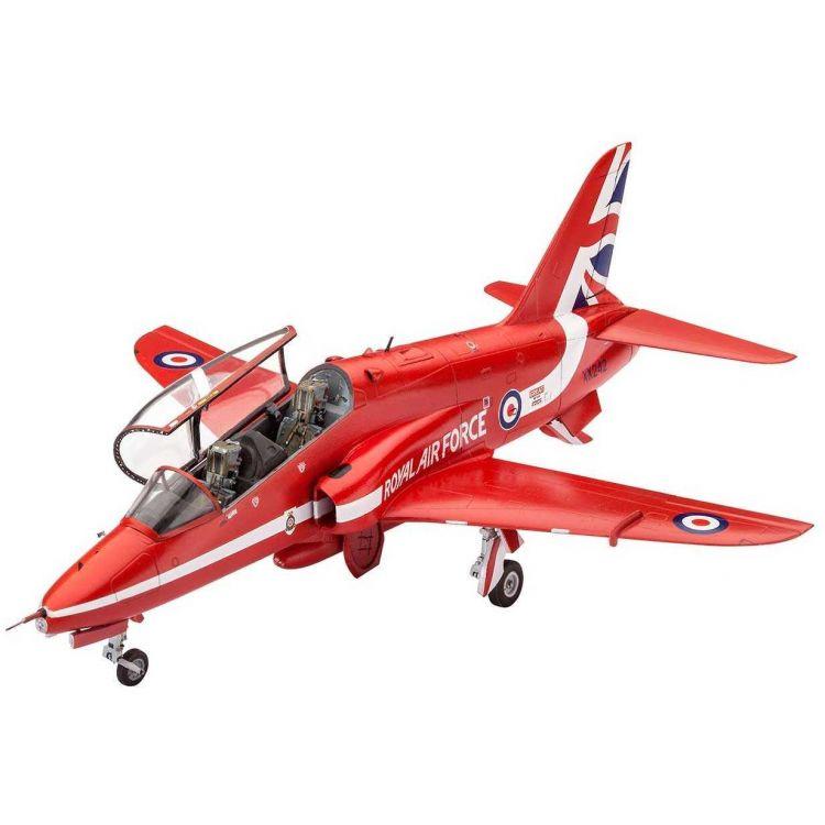 ModelSet letadlo 64921 - Bae Hawk T.1 Red Arrows (1:72)