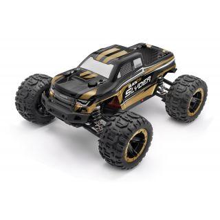 Slyder MT Monster Truck 1/16 RTR - Zlatý